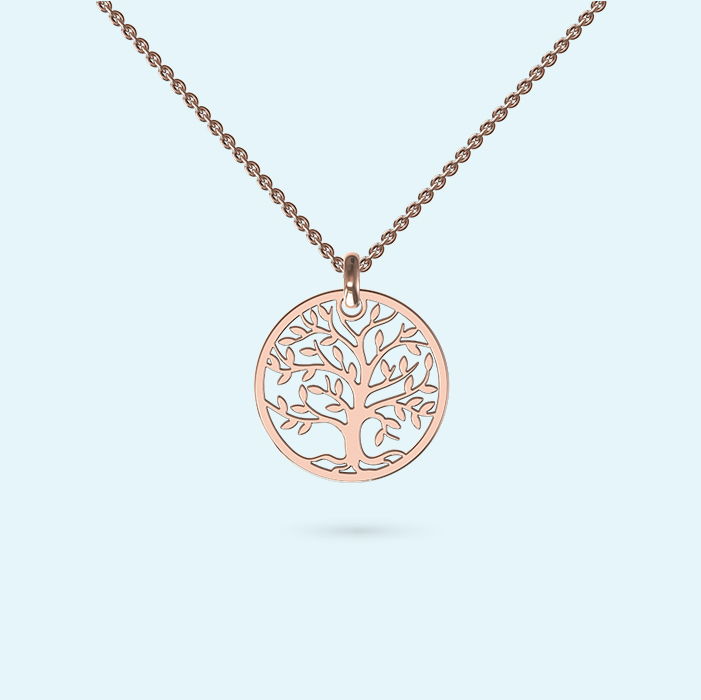 Medium Tree of Life Necklace