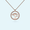 Diamond Life Africa Necklace
