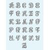 memi monogram font