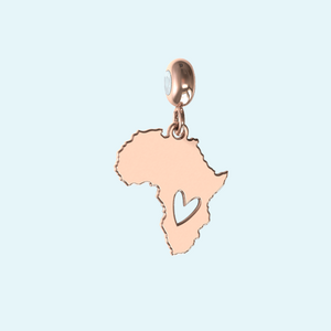 Love of Africa Charm